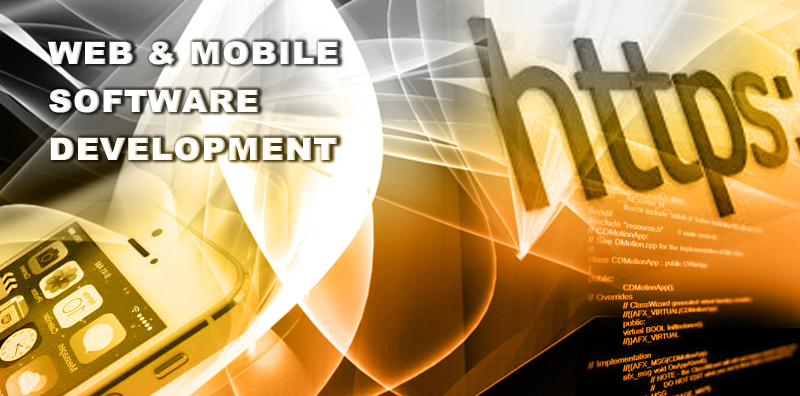 Image to Illustrate CentreIT Web and Mobile Application Development